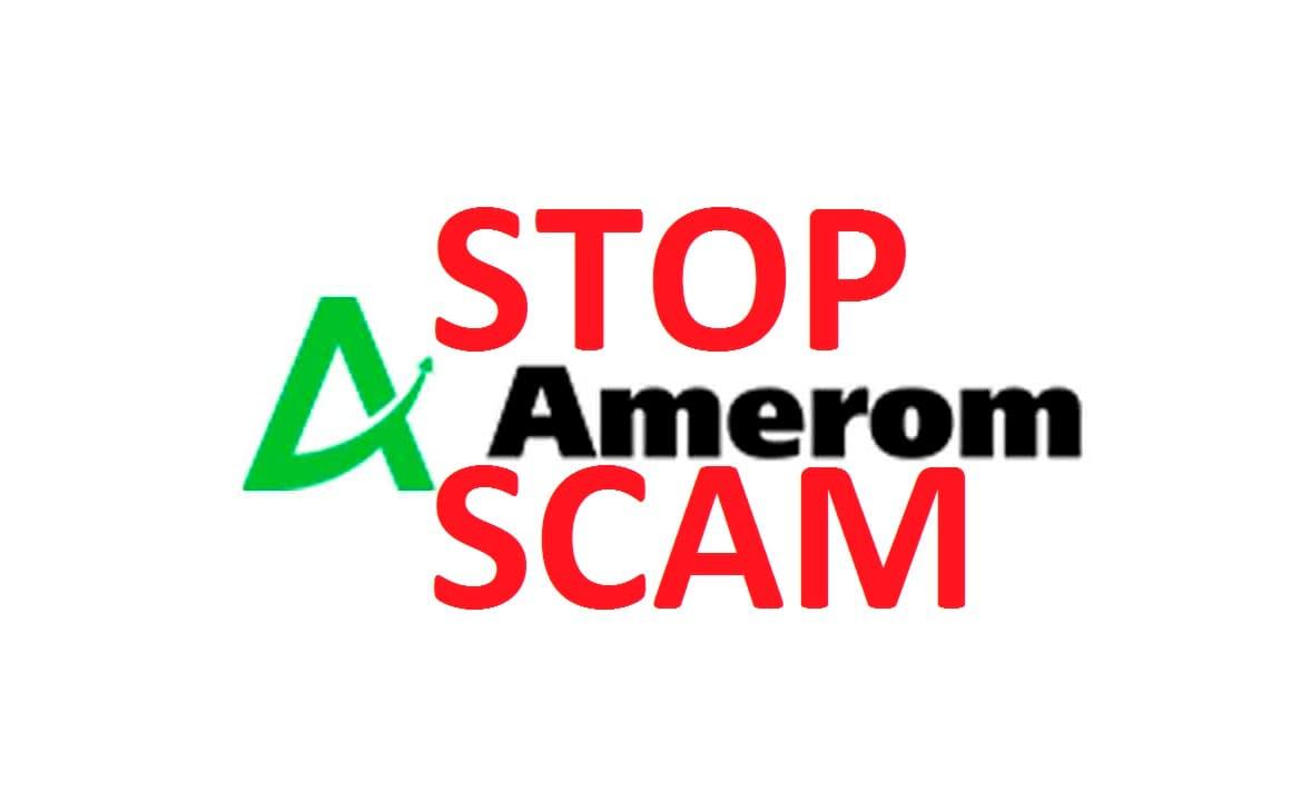 Вернуть деньги от Amerom