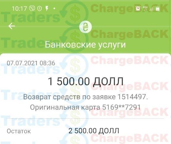 Повернути гроші шахрай Vlom