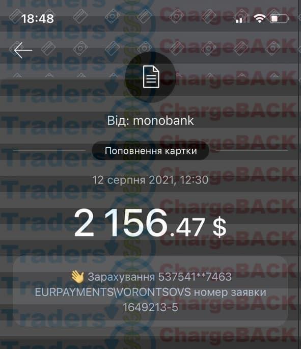 Вернуть деньги с FOREX